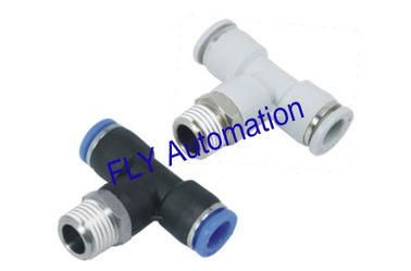 China Quick Connect PB Pisco Tee zinco latão acessórios tubo pneumático fornecedor