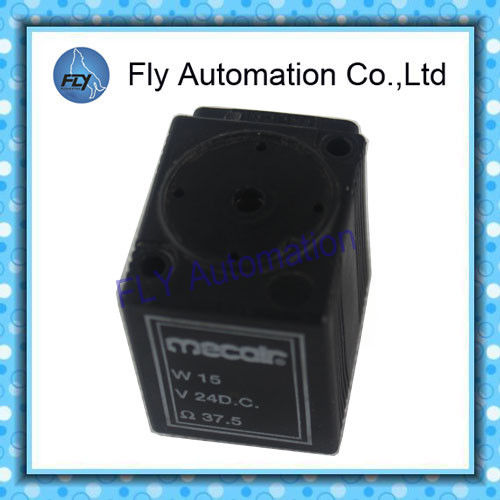 IP66 15 W Solenoid Valve Coil 12VDC / 24VDC 220VAC For Pulse Valve