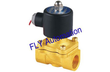 "2W200-20 Orifice 20mm 3/4"" Pilot Diaphragm Drive Brass Material Water Solenoid Valves"